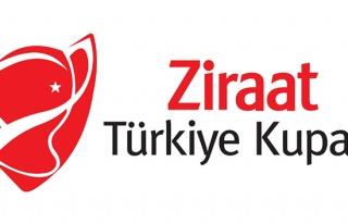 Ziraat Türkiye Kupası'nda 4. tur kura çekimi...
