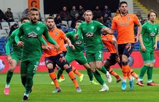 Ziraat Türkiye Kupası'nda Medipol Başakşehir,...