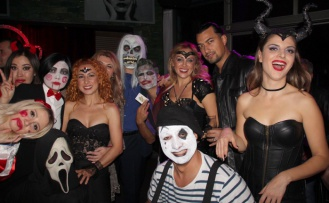 Drag Me to Hell 3 Halloween Partisi