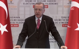Cumhurbaşkanı Erdoğan CHP'yi Hedef Aldı: 'Mehmetçiğimizi Size Yedirtmeyiz'