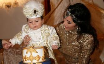 Ünlü Eğitmen Duygu Çırak'ın Oğlu Barlas'ın Gösterişli Sünnet Düğünü Yıla İmzasını Attı