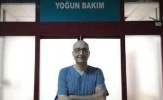 Bilim Kurulu Üyesi Prof. Dr. Yamanel, coronayı yendi