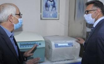 Selçuk Üniversitesi'nde umutlandıran aşı açıklaması