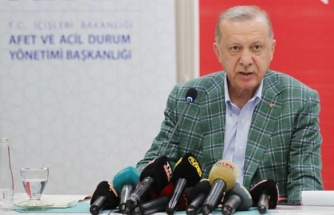 1 Kişin Gözaltına Alındığını Söyleyen Erdoğan: 'Ormanlarımızı Yakanların Ciğerlerini Yakmak Borcumuzdur'