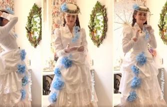 1880'li Yıllarda Kadınlar Nasıl Giyiniyorlardı?