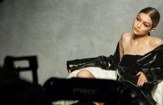 Gigi Hadid ve Stuart Weitzman ikinci kez bir arada
