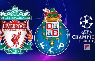 Liverpool - Porto maçı hangi kanalda, saat kaçta?