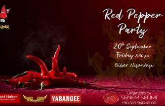 Red Pepper Party By Parti Gurusu Senem Selimi