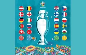 2020 Avrupa Futbol Şampiyonası'na direkt katılan ülkeler belli oldu