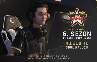 40.000 TL ödüllü turnuva başlıyor!