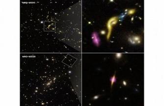 6 ölü galaksinin gizemi çözülemedi!