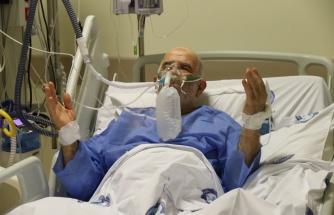 69 yaşındaki Niyazi amcanın 'Aşı' pişmanlığı