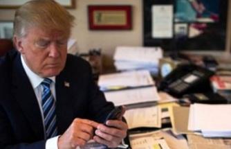 ABD Başkanı Trump 'Kapatırım' dediği Twitter'dan yeni tweet attı