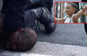 ABD'de polisin öldürdüğü George Floyd'un kızından mesaj var: Babam dünyayı değiştirdi