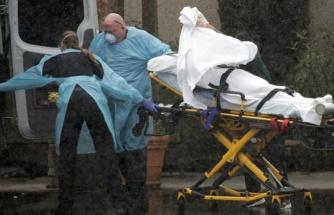 ABD'de salgının bilançosu son iki haftada ağırlaştı: Dakikada ortalama iki kişi hayatını kaybediyor