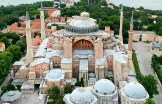 ABD'nin 'Müze olsun' çağrısının ardından Rusya da Ayasofya kararına karıştı