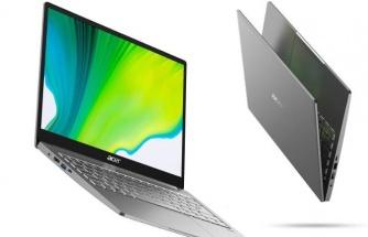 Acer'dan ilk 3:2'lik laptop!