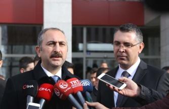 Adalet Bakanı Abdulhamit Gül: 'Ceren Özdemir'in Katilinin Açık Cezaevine Alınmasıyla İlgili Soruşturma Başlatıldı'