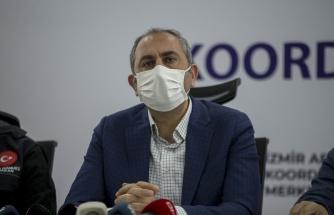 Adalet Bakanı Gül: Çirkin Paylaşımlarla İlgili 3 Kişi Gözaltında
