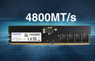 ADATA'dan yeni DDR5-4800 RAM