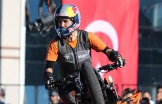 Afyonkarahisar'da şampiyon Birkan Polat
