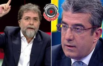 Ahmet Hakan'dan canlı yayında 'Saygısız' çıkışı!