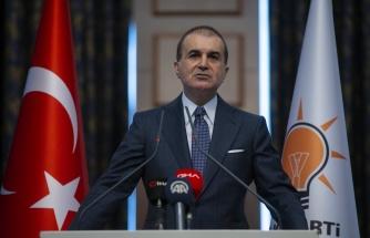 AKP Sözcüsü Çelik: 'Propagandaların Amacını Görüyoruz, Her Türlü Kriz Senaryosunu Boşa Çıkaracağız'