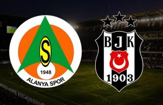 Alanya BJK Canlı İzle Bein Sports| Alanyaspor Beşiktaş Canlı Skor Maç Kaç Kaç