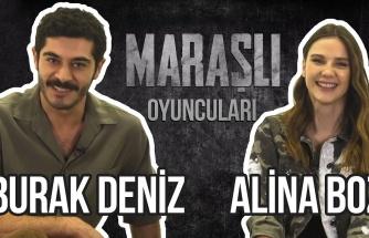 Alina Boz & Burak Deniz Sosyal Medyadan Gelen Soruları Yanıtlıyor!