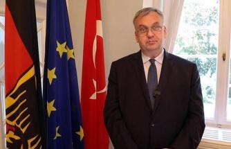 'Almanya Türkiye'yi kıskanıyor' yorumuna Alman büyükelçiden yanıt: Zannetmiyorum