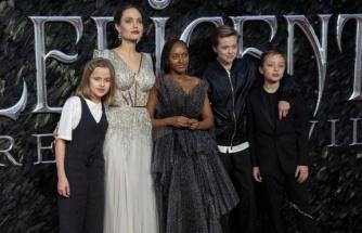 Angelina Jolie, corona virüsü nedeniyle çocuklarını Brad Pitt'e göstermiyor