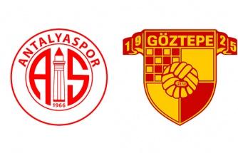 Antalya Göztepe Canlı İzle Bein Sports| Antalyaspor Göztepe Canlı Skor Maç Kaç Kaç