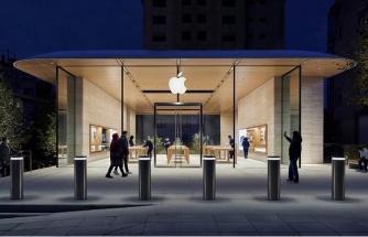 Apple Bağdat Caddesi açıldı