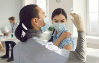 Aşıda yan etki görülmedi