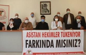 Asistan hekimler: Ücret adaletsizliği ve mobbingle karşılaşıyoruz