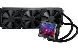 ASUS'tan yeni CPU fanları