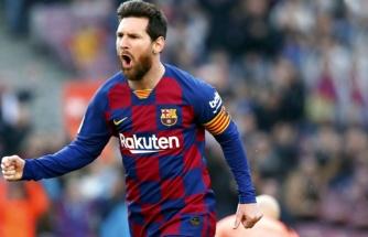 Avrupa Adalet Divanı, Messi'nin adını marka olarak tescil edebileceğine hükmetti