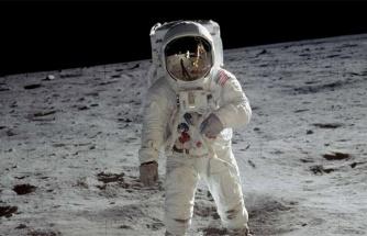 Ay'a gidenleri radyasyon vuruyor