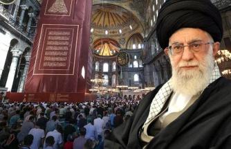 'Ayasofya'yı tekrar müze yapın' diyen ABD'ye cevap İran'dan geldi: Başka emriniz var mı?