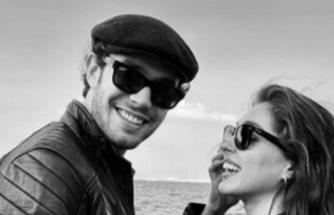 Aytaç Şaşmaz ile Cemre Baysel'den siyah-beyaz fotoğraflar
