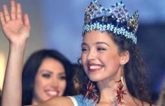 Azra Akın'ı 'Kainat Güzeli' yapan elbisenin bilinmeyen hikayesi