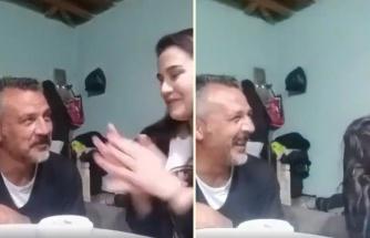 Babanın Kızına Hayran Hayran Bakışı Karşısında Duygularınıza Etken Olamayacaksınız