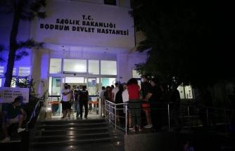Bakan'ın Açıklamaları Sonrası Bodrum'da Aşı Kuyruğu
