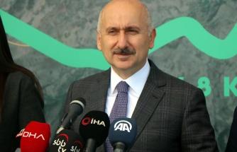Bakan Karaismailoğlu: 'Bizim siyaset anlayışımızda Türkiye'nin 'süper güç' olması var'