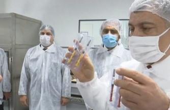 Bakan Koca'dan yerli corona virüsü aşısı açıklaması