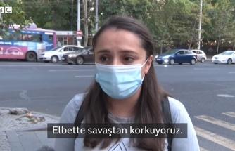 Bakü ve Erivan'da Halk, Dağlık Karabağ'daki Son Çatışmalar İçin Ne Diyor?