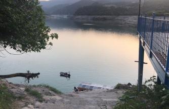 Baraj gölünden 5 saat sonra cansız bedeni çıkarıldı