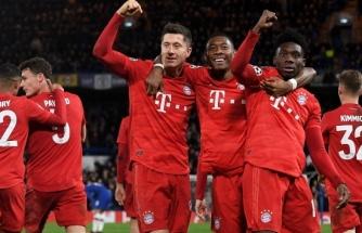 Bayern Münih Chelsea'yi ezip geçti