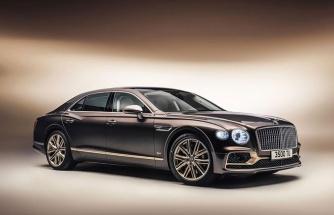 Bentley'den muhteşem hibrit