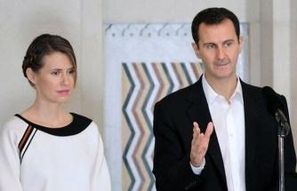 Beşar Esad ve Esma Esad Koronavirüse Yakalandı!